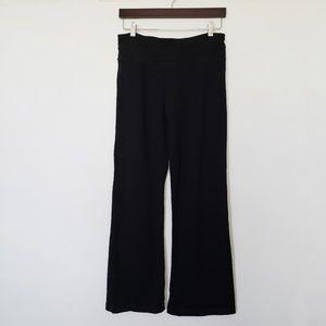 Women's black Calvin Klein athletic pants size M